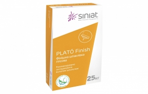 Шпатлевка Siniat Plato Finish 25 кг